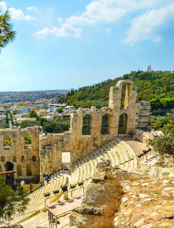 Os dramaturgos gregos e a invenção do Direito