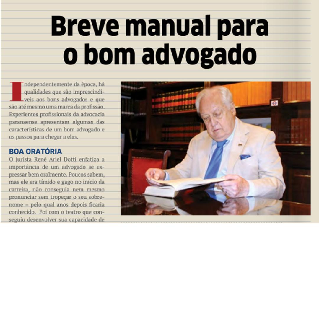 Conselhos aos iniciantes no ofício da advocacia