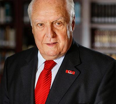 René Dotti parte, aos 86 anos